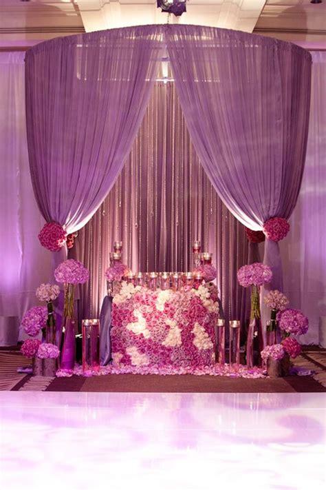 sweetheart table pink lotus