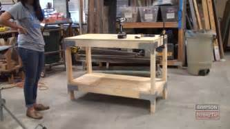 Build Your Own Bench Kit easy to build workbench kit