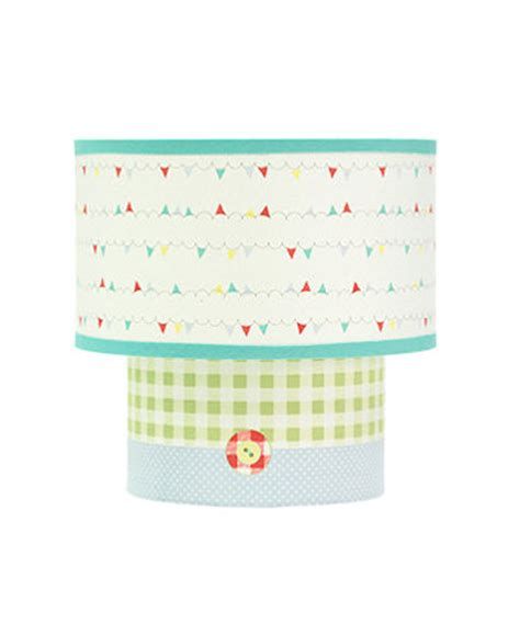 Baby Room Light Shade by Modern Bright Fabric Patchwork Baby Nursery Room