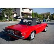 Buy Used 1976 Alfa Romeo Spider Veloce  Juliet In