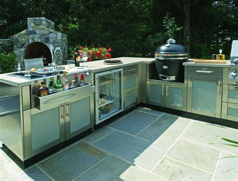 outdoors kitchen 95 cool outdoor kitchen designs digsdigs