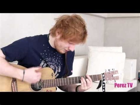 ed sheeran kiss me free mp3 download waptrick download ed sheeran quot kiss me quot acoustic performance for