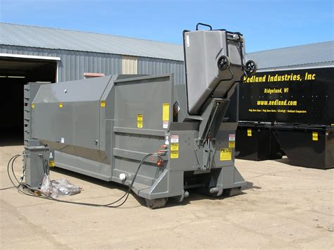 used trash compactor commercial trash compactors nedland