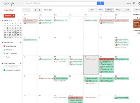 printable monthly calendar iphone how to sync google calendar with iphone calendar
