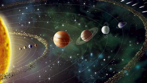 urutan film underworld scale model of the solar system created in nevada desert