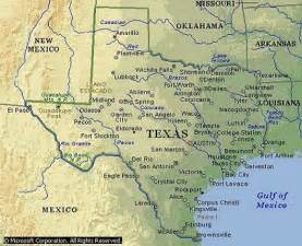 Towns Around Tx