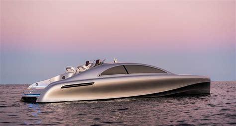 motor jacht mercedes benz luxury yacht arrow460 granturismo simplemost