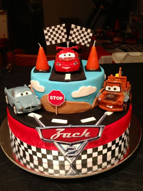 17 best ideas about disney cars cake on cars theme cake lightning mcqueen cake and