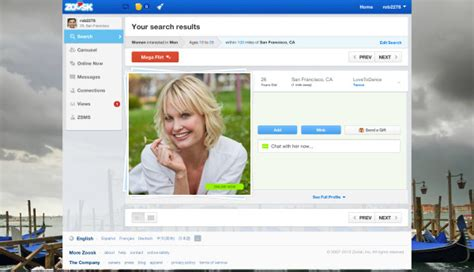 Search On Zoosk Zoosk Crunchbase