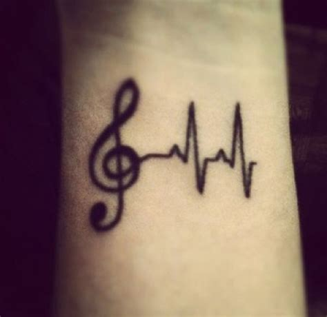 1000 ideas about small music tattoos on pinterest simple