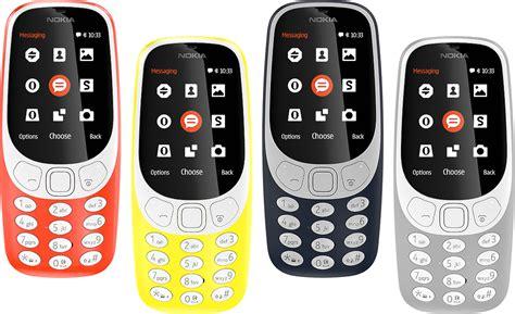 Nokia 3310 Versi Baru nokia 3310 lahir kembali ganlob ganlob