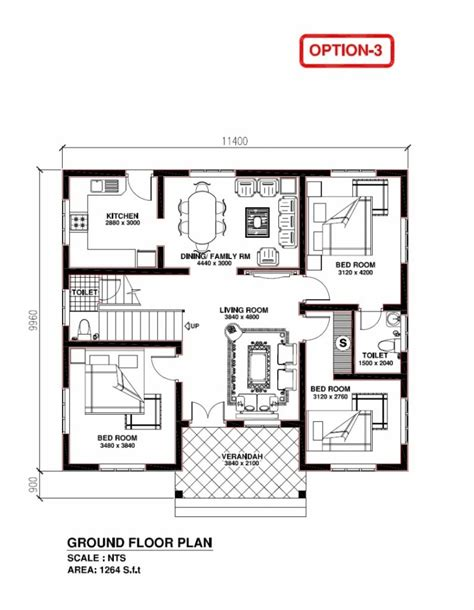 the floor plan of a new building is shown new home construction floor plans style house plan