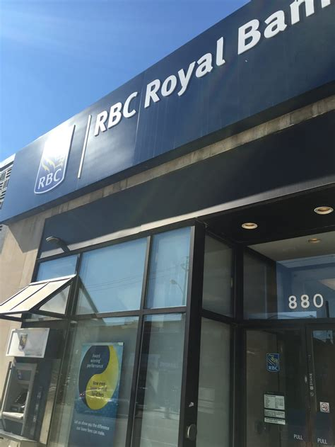 royal bank rbc royal bank 880 eglinton ave w toronto on
