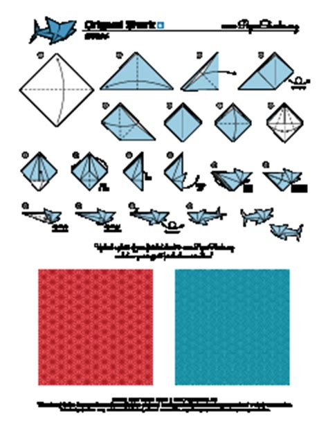 How To Make A Origami Shark Easy - papersharksorg paper sharks make a wish for shark