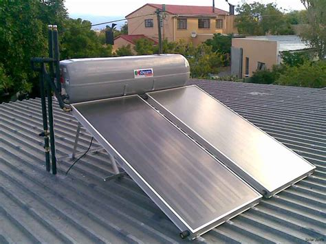 on roof solar water heaters geysers solar juice