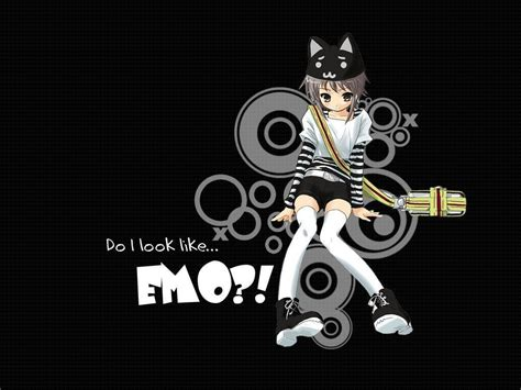 imagenes emo anime emo anime wallpapers wallpaper cave