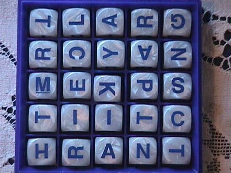 how to play scrabble boggle boggle tournament