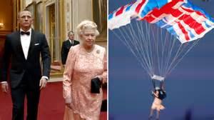 Queen elizabeth ii at 90 funny moments james bond skye today