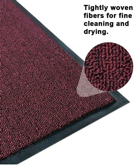 Loop Mat by Clean Loop Entry Mat For Wiping Shoes