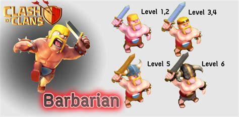 clash of clans barbarian level 7 เมษายน 2013 clash of clans