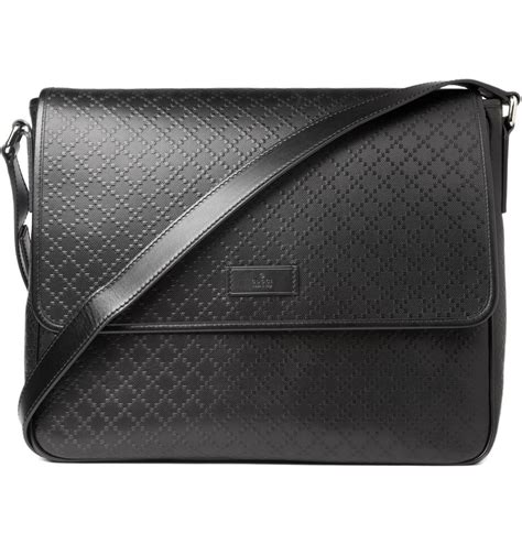 D Cheryl Iconic Smart Side Pouch Messenger Bag Iss Im gucci leather messenger bag all about gucci fashion style in your