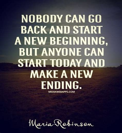 new beginning motivational quotes quotesgram