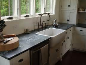 Black Soapstone Sink Soapstone Counter Top W Farmhouse Sink The