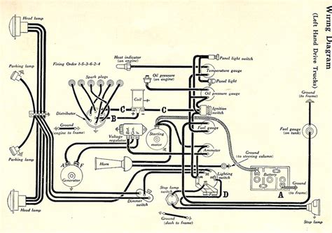 late prodction wiring diagram ih scout late wiring
