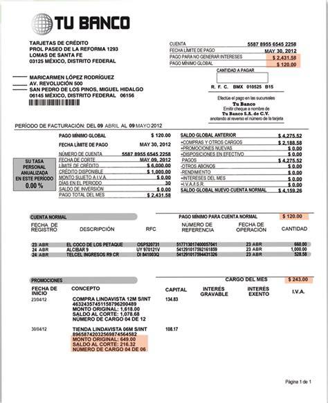 estados de cuenta izzy estado de cuenta de izzy finanzas pr 225 cticas mx c 243