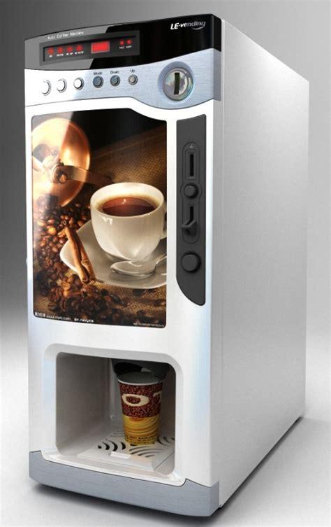 Coffee Vending evolution of coffee vending machines