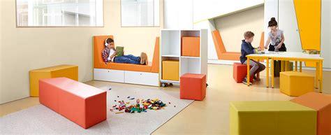 Sitzbank Flur Schule by Raumkonzept Kids Project Raum Schafft Wissen