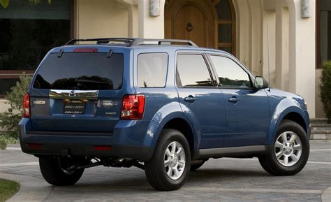 2010 Mazda Tribute by Car And Driver