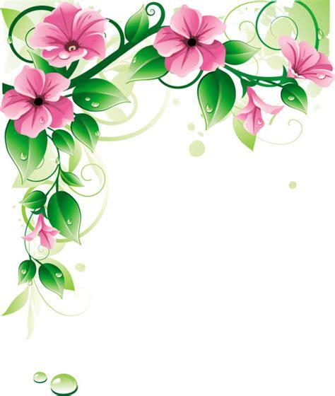imagenes de flores vector hermosas flores 03 vector de material descarga gratuita