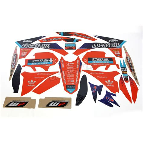 troy lee design graphics kit n style 2015 troy lee designs race team graphics kit