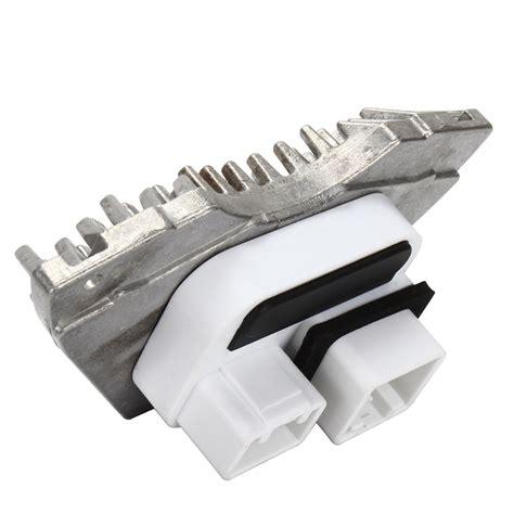 replace blower motor resistor volvo s60 volvo s60 s70 v70 s80 xc90 xc70 heater blower fan motor resistor 8693262 ebay