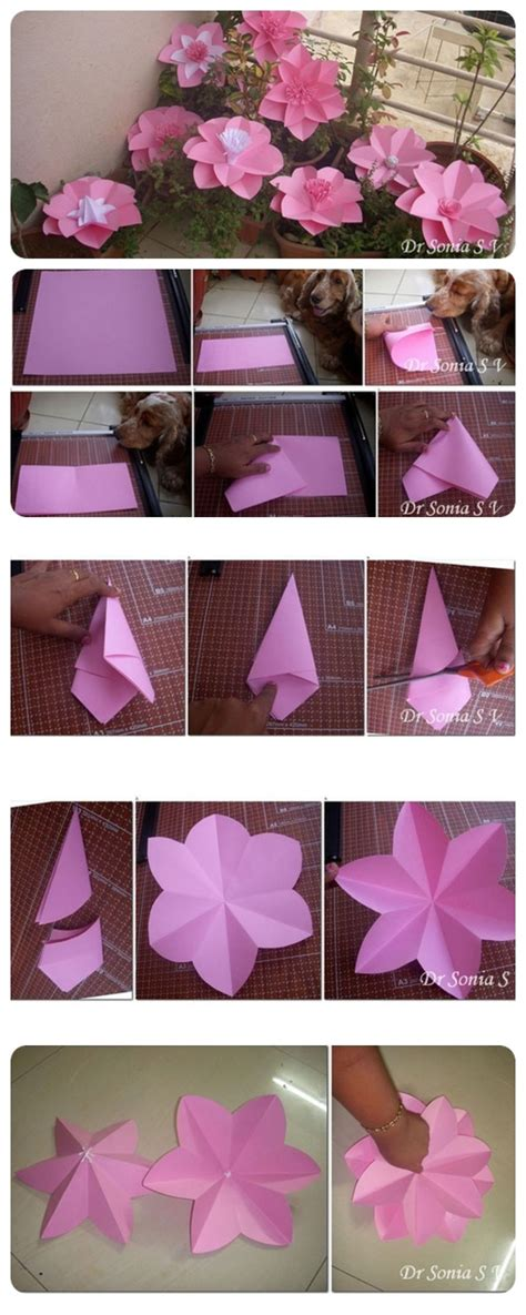 paper flower tutorial pinterest paper flowers tutorial pictures photos and images for