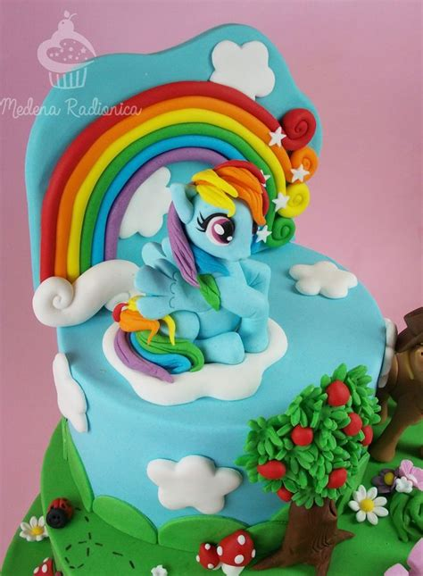 Hiasan Kue Tart Birthday Cake Topper Pony Poni Mungil 16pc 444 best my pony cakes images on