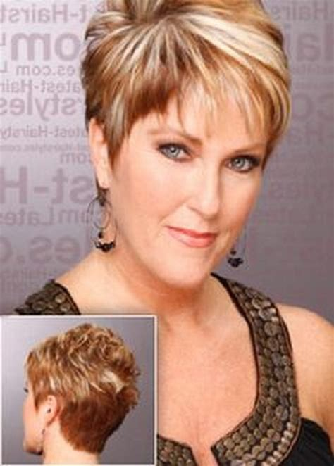 hairstyles for women over 60 front and back super short hairstyles for women over 40