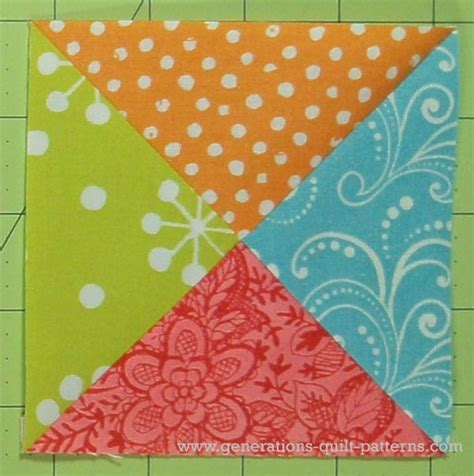 Card Trick Quilt Pattern Free by Card Trick Quilt Block From Our Free Quilt Block Pattern