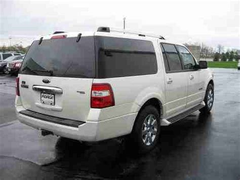 buy used 2007 ford expedition el limited sunroof dvd 8 passenger tow 4x4 brake controller in