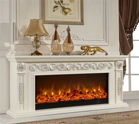 european style fireplace electric fireplace