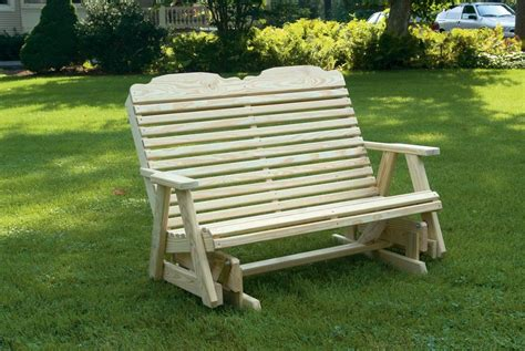 shed stagecoach glider w table outdoor furniture high quality lawn and garden furniture