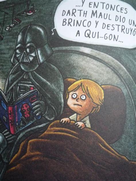 libro star wars darth vader galer 237 a 18 mini historietas que muestran que darth vader no es un mal padre notinerd