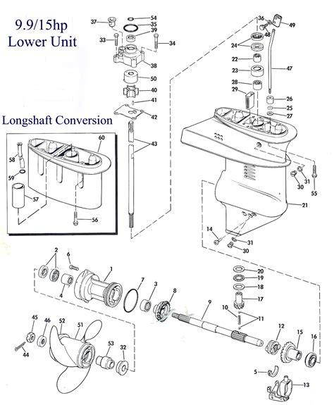 evinrude lower unit diagram evinrude outboard motor lower unit diagram caferacer
