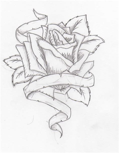 rose tattoo with ribbon ribbon tattoos designs ideas and meaning tattoos for you