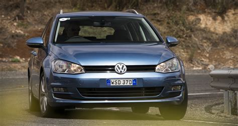 volkswagen golf wagon volkswagen golf wagon review caradvice