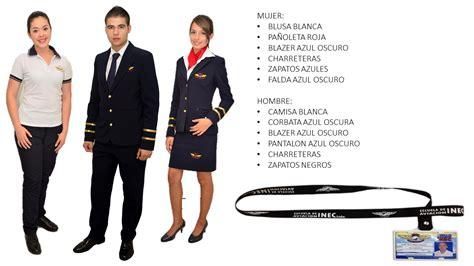 inec escuela de aviacion tecnico en tripulante cabina de pasajeros