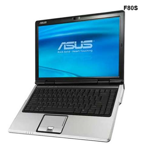 Laptop Asus F80s asus f80s notebook pc