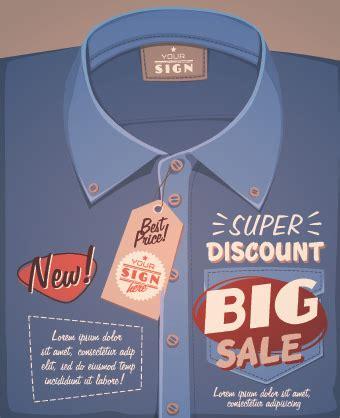design poster promotion sales promotion poster design vector free vector in