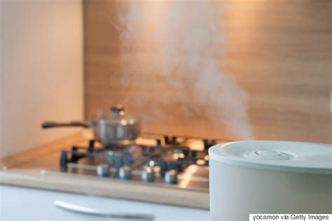 ways   rid  pesky cooking smells huffpost